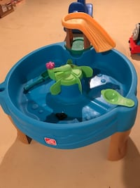 Step2 water table Potomac, 20854