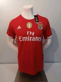 Benfica 2020 Home Jersey  Mississauga, L5B 4M7