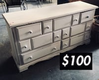 Weekend Sale $100 Dresser and many more stuff!!! El Paso, 79932
