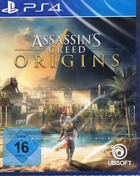 Assadins Creed Origins Ps4