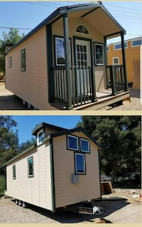 9 x 28 mobile tiny house for sale brand new