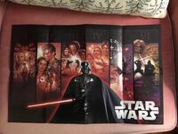 "Star wars poster 17"" x 11"" (2015) Annandale, 22003"
