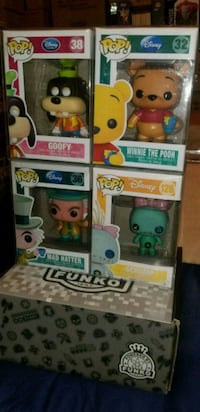 Disney funko pops $80 to $160 (FIRM PRICES) Toronto, M1L 2T3