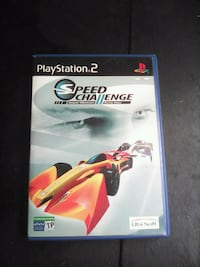 PS2 Speed challenge Barcelona, 08003