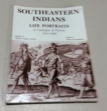 Southeastern Indians Life Portraits 1996 SC Book