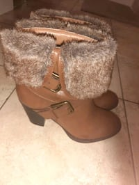 JUST FAB size 8.5 womens fashion boots. Never worn! Toronto, M6L