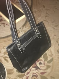 black leather 2-way bag Tempe, 85281