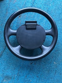Steering Wheel (2007 EZ-Go TXT Golf Cart)