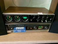 Vintage 8 Track System with Speakers Niagara Falls