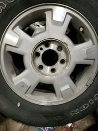 Ford tires for sale 17s Weslaco, 78596