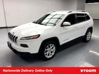 2014 *Jeep* *Cherokee* Latitude hatchback Bright White Clearcoat