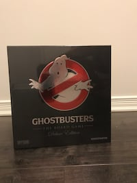 Ghostbusters board game deluxe edition Mississauga, L5M