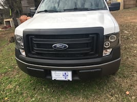 2013 Ford F-150 XL SuperCrew 157-in
