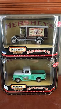 Hershey's Matchbox Collection  Parkville, 21234