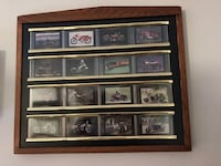 Harley Davidson card display Herndon, 20171