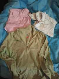 Nike tennis shirts size s lot of 3 Visalia
