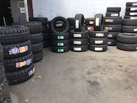 TIRES FOR SALE LOWEST PRICE IN TOWN CALL OR TEXT FOR A QUOTE