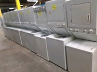 GAS OR ELECTRIC STACKABLE WASHER AND DRYER COMBO $299.00 & UP  Baltimore, 21201