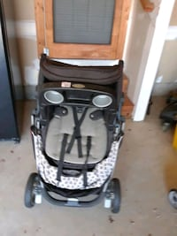 black and gray Graco stroller Woodbridge, 22192