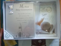 new my first holy communion 4x6: photo album frame 3656 Mississauga