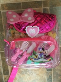 Minnie Mouse Happy Helpers Backpack With Picnic Set Leesburg, 20176
