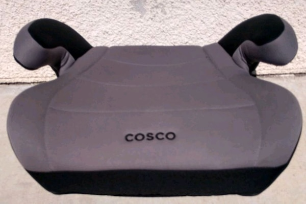 Cosco Topside backless booster car seat ce9ba3c2-7109-4c45-9a47-95f89a510255