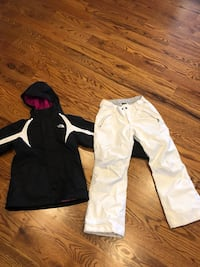 Girls The Northface Medium ski outfit Westminster, 21157