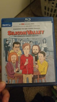 Silicon Valley Bluray case Rancho Cucamonga, 91730