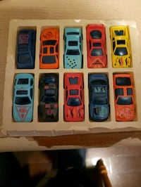 10 toy cars  Vaughan