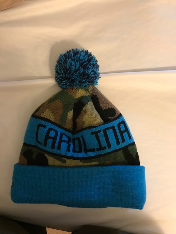 Used NFL Carolina Panthers Army Fatigue Hat for sale in Rahway - letgo 1454caf95f4