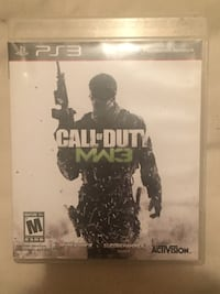 Call of duty mw3 PS3 Winnipeg, R2V