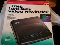 Allegro VHS two-way video rewinder!  Southern Pines, 28387