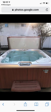 Prodigy 4 person hot tub immaculate and works perfect Islandia, 11749
