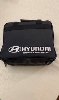$20 SALE JUST STARTED! REDUCED! Hyundai Emergency Assistance Kit Bag