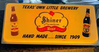 Vintage Light beer sign. Perfect for a man cave. Houston, 77084