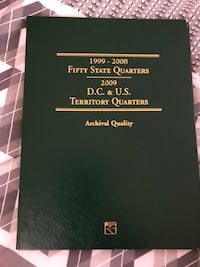 Fifty states quarter collection  Antioch, 94531