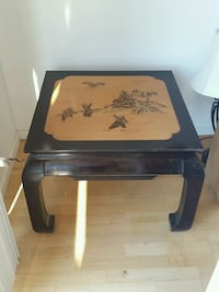 End tables/set of 2 Chicago, 60609