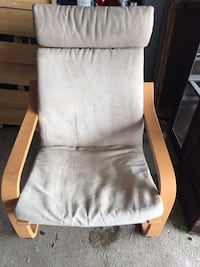 Two matching comfy chairs!  Torrington