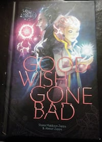 Good Wish Gone Bad Victoria