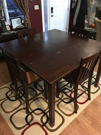 High Dining room table 4 chairs OBO Murrells Inlet, 29576