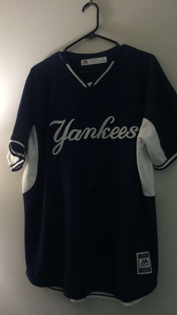 save off d2edf 6b0db New York Yankees Jersey