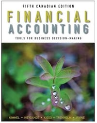 HRPA - Financial Accounting Textbook + Notes Oakville