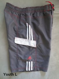Adidas Swim Trunks Youth L Burnaby