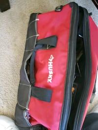 black and red duffel bag San Diego, 92110