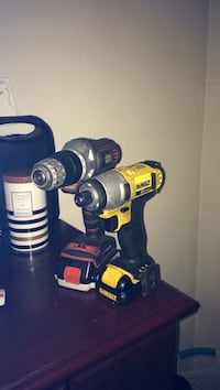 Two cordless power tools Franklin, 07416