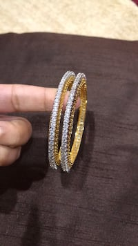 Indian Pakistani jewelry bangles/kade New York, 11435