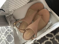 Aldo sandals. Never worn size 8  Montréal, H3L