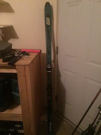 His and her ski package Fort Saskatchewan