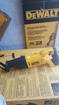 Dewalt new reciprocating saw tool only La Puente, 91746