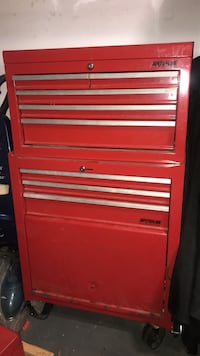 Waterloo tool box